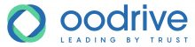 Oodrive Logo Couleur Pour Site Fond Blanc Rvb Hd