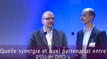 Rssi Et Dpo Genèse Et Travaux Groupe Travail