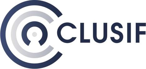 Logo Clusif Blanc