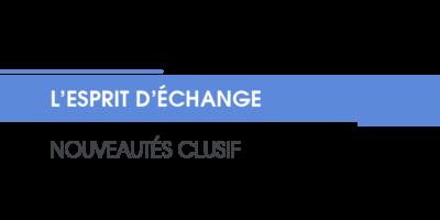 Label Nouveautés Clusif